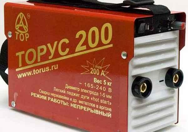 Сварочный инвертор ТОРУС-200